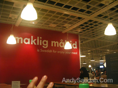 Enjoy Your Meal in Swedish!