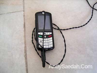 Charging Phone