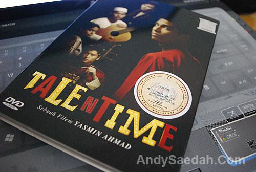 Talentime DVD